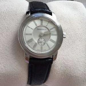 Tiffany & Co. Unworn Lady Mark Quartz Stainless Steel Watch