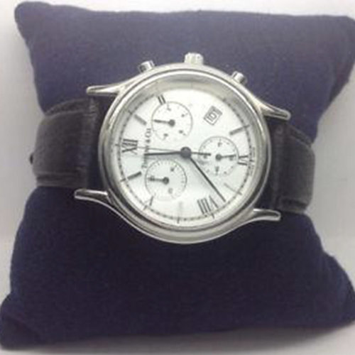 Tiffany & Co. Stainless Steel Chronograph Watch
