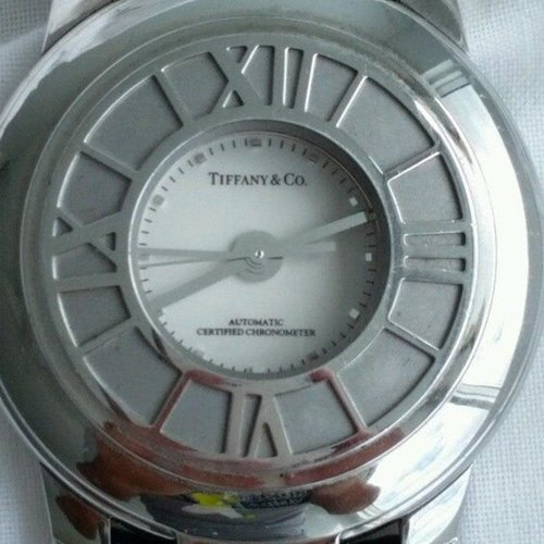 Tiffany & Co. Incredibly Rare Atlas Watch