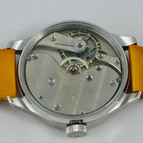 Tiffany & Co. Vintage Movement Signed and Numbered
