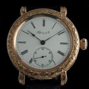 Tiffany & Co. 1890 Men's Wristwatch