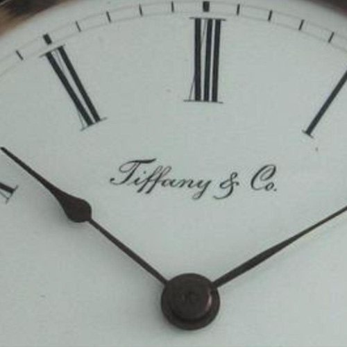 Tiffany & Co. 1890 Men's Wristwatch