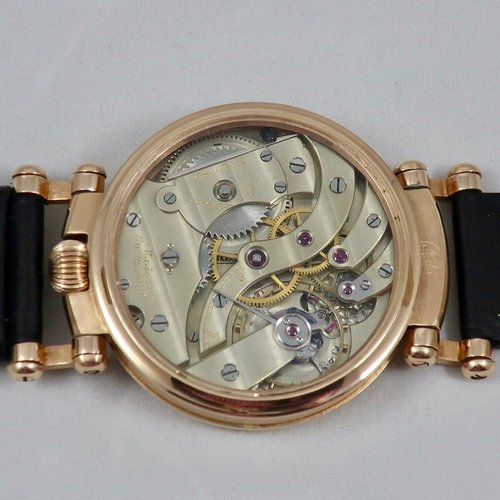 Patek Philippe Patek Philippe made for Tiffany & Co. - 1895 14kt. Rose Gold Signed and Numbered