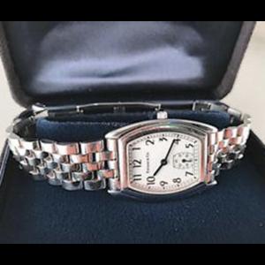 Tiffany & Co. Women's Classic Tonneau SS Watch