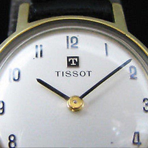 Tissot 1961 Triple Signed Vintage Women's Wristwatch