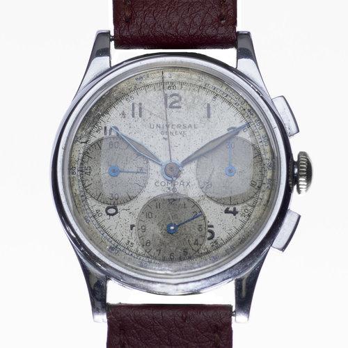 Universal Genève Compax Chronograph Vintage