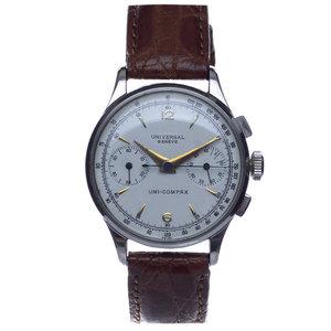 Universal Genève Uni-Compax Chronograph