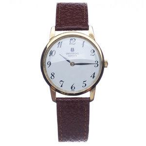 Universal Genève Vintage 14kt. Gold Dress Watch