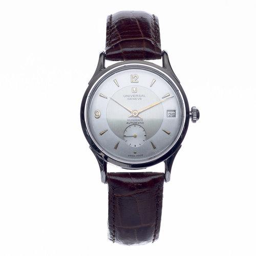 Universal Genève Vintage Monodatic Automatic Watch