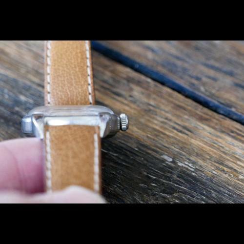 Universal Genève Vintage Stainless Steel Watch
