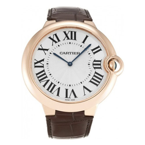Cartier Ballon Bleu Extra Large (46mm) 18kt. Rose Gold