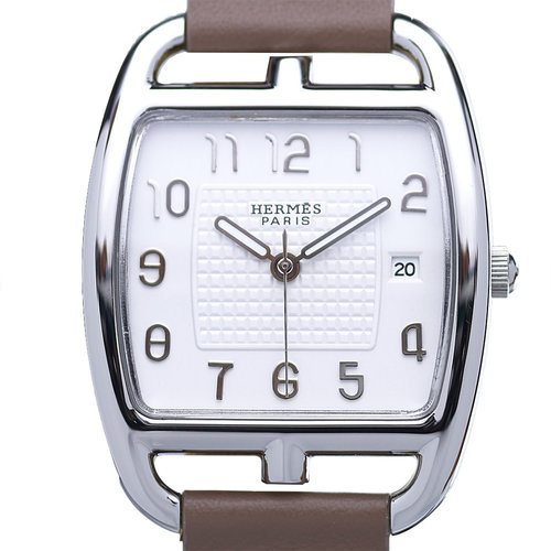 Hermès Cape Cod Tonneau Watch