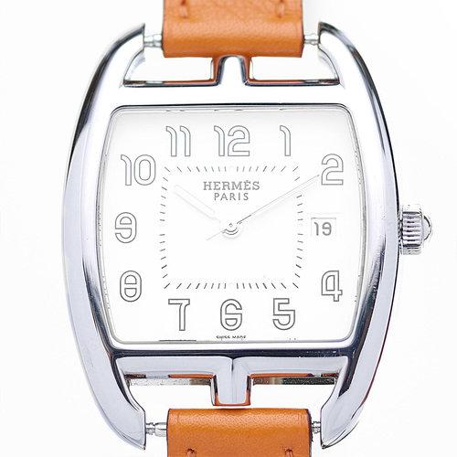 Hermès Cape Cod Tonneau Watch