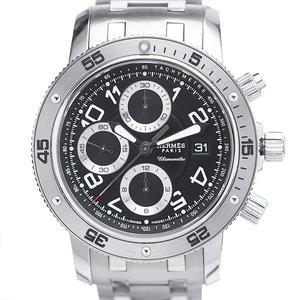 Hermès Clipper Dive Chronograph Watch