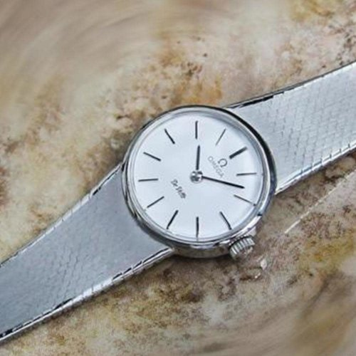 Omega DeVille Ladies Calibre 625 Manual Beauitful Luxury Dress Watch MR115