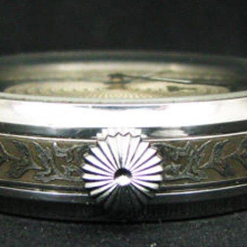 Omega Circa 1910 Antique Large Art Deco Wrist Watch