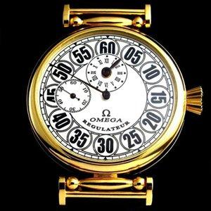 Omega Vintage Gold Men's Regulator