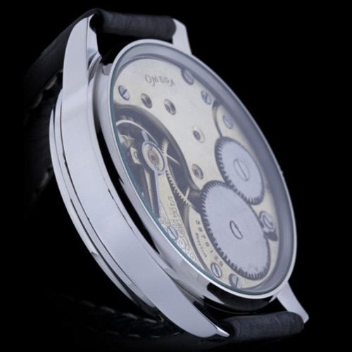 Omega 1950 Movement Signed with Serial Numeral