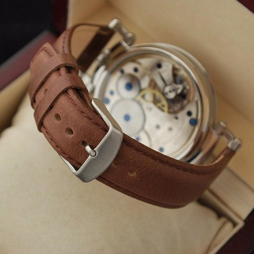 Omega 1929 Signed and Numbered Movement Immaculately Preserved