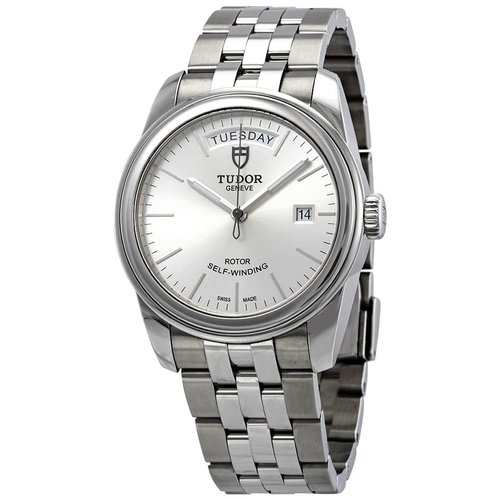 Tudor Glamour Date-Day Unisex watch