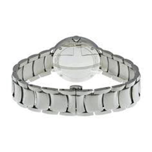 Baume & Mercier Promesse Diamond Watch High Polish Steel 30mm