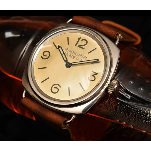 Panerai Panerai Rolex Radiomir Historic 3646 Watch