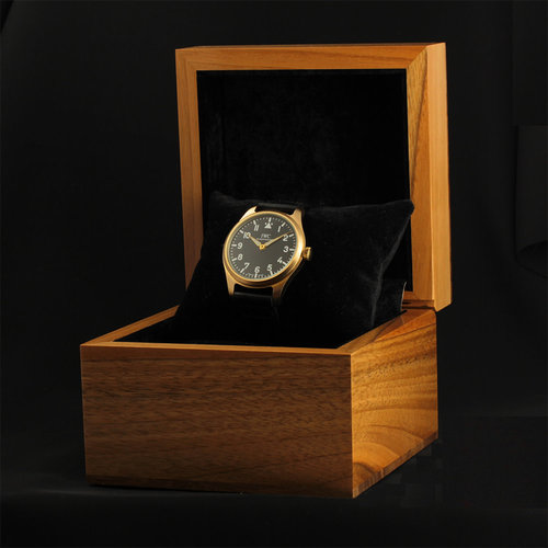 Fully Restored Antique Watch with Bronze Case