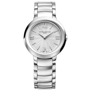 Baume & Mercier Promesse Stainless Steel Quartz