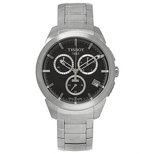 Tissot T Sport Chronograph Titanium Quartz Men's Watch