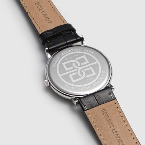 Bolvaint Men's Classic Dress Watch Inspired by the Explorer, Gil Eanes