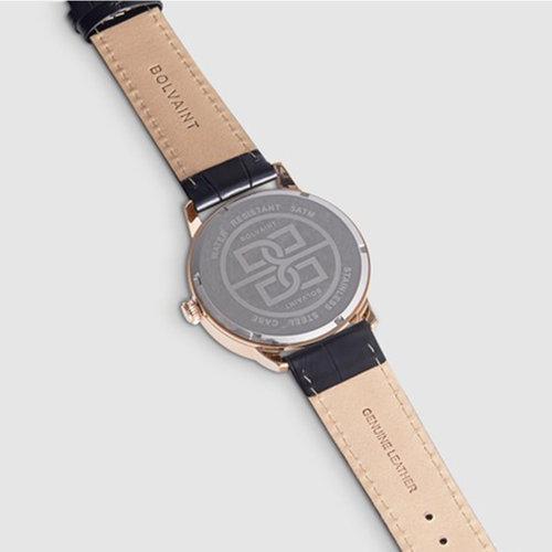 Bolvaint Mallory Noir Men's Dress Watch