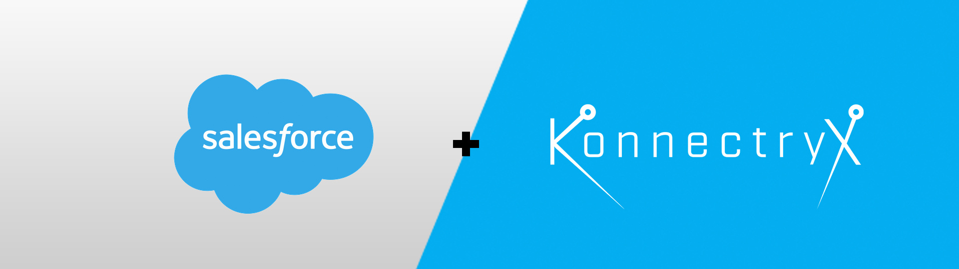 Salesforce + Konnectryx