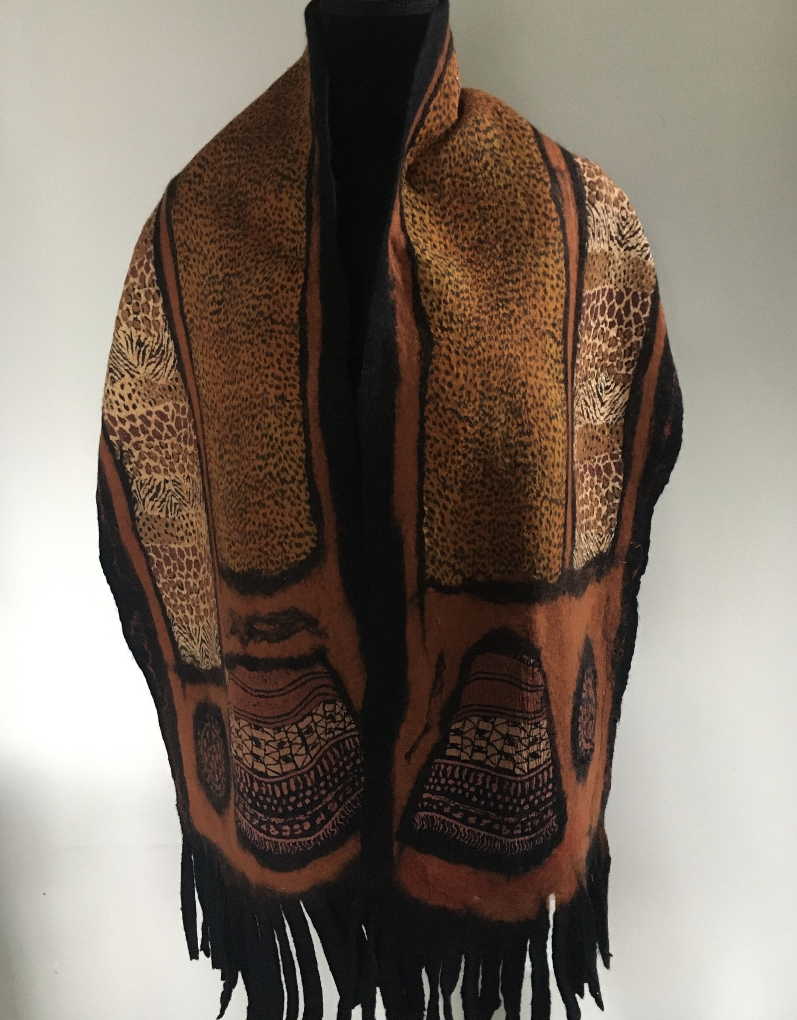 Jungle Shawl