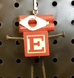 Karen Friedstrom Alphabits:  Letter E