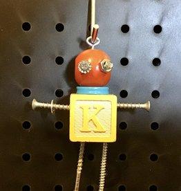 Karen Friedstrom Alphabits:  Letter K
