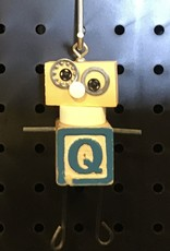 Karen Friedstrom Alphabits:  Letter Q