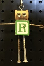 Karen Friedstrom Alphabits:  Letter R