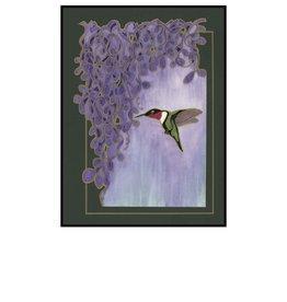 Kelly Casperson Garden Jewel / framed print