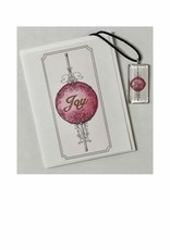 Kelly Casperson Joy pendant & card set