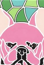 """Whitney North French Bulldog 5""""X7"""" Print"""