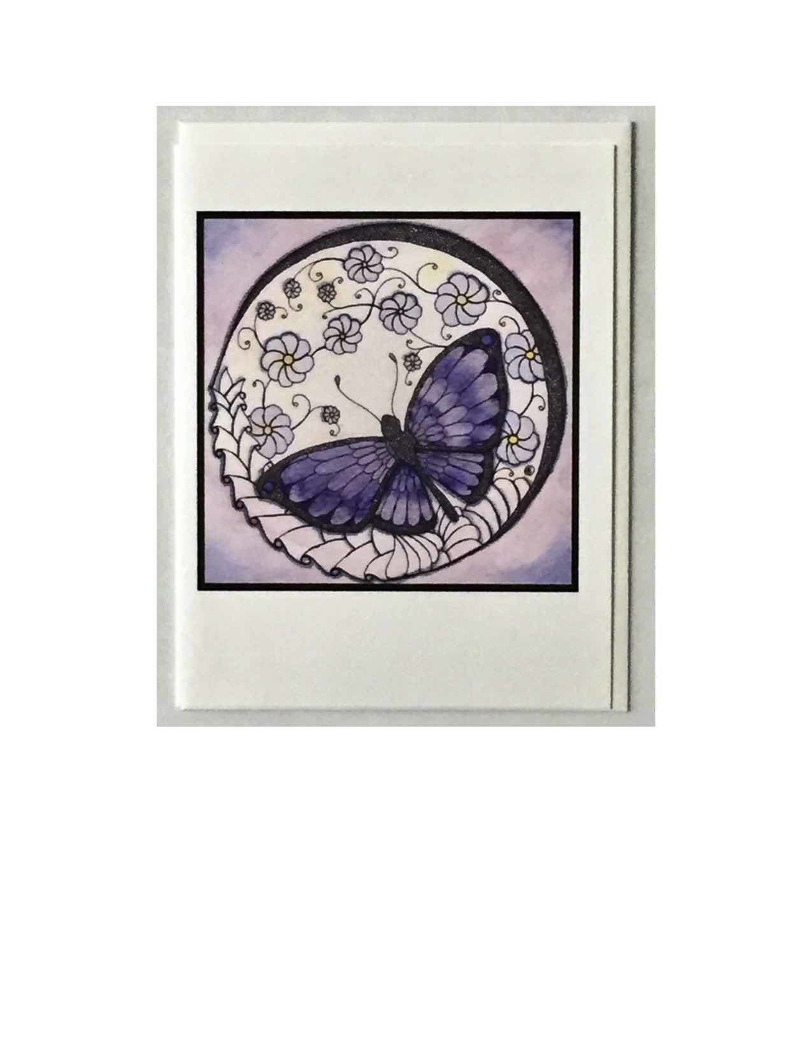 Kelly Casperson Little Butterfly card