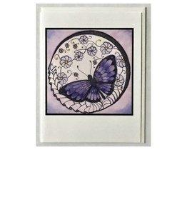 Kelly Casperson Little Butterfly card