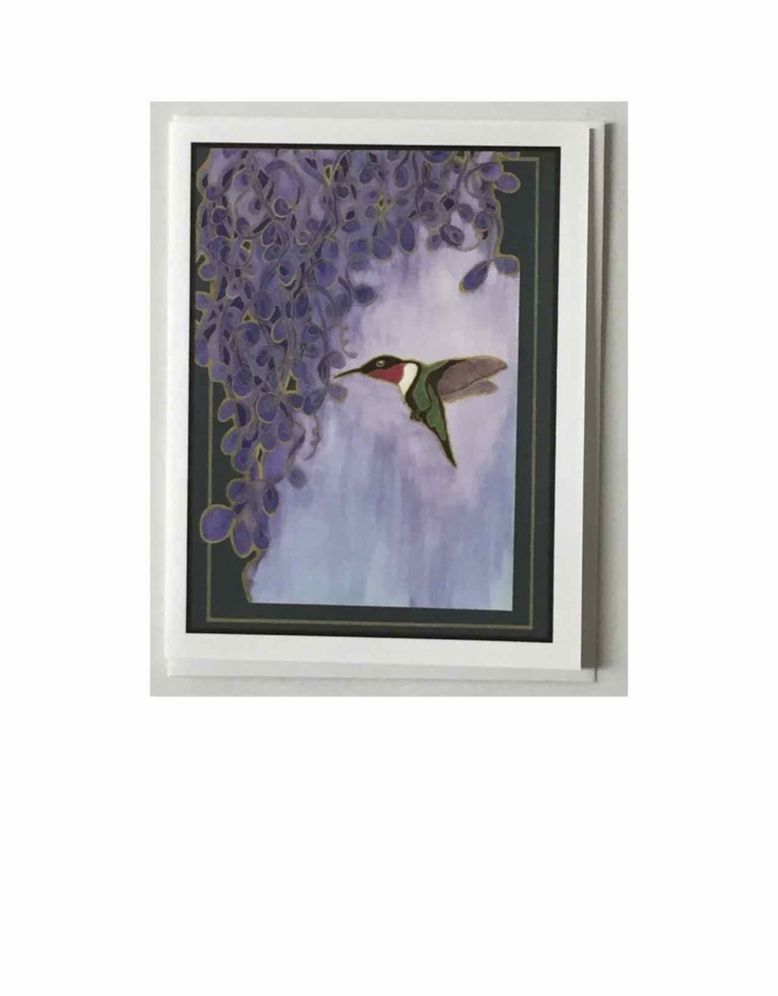 Kelly Casperson Garden Jewel card