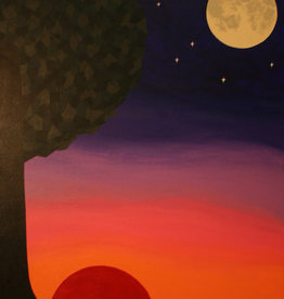 Whitney North Night's Light Original Painting