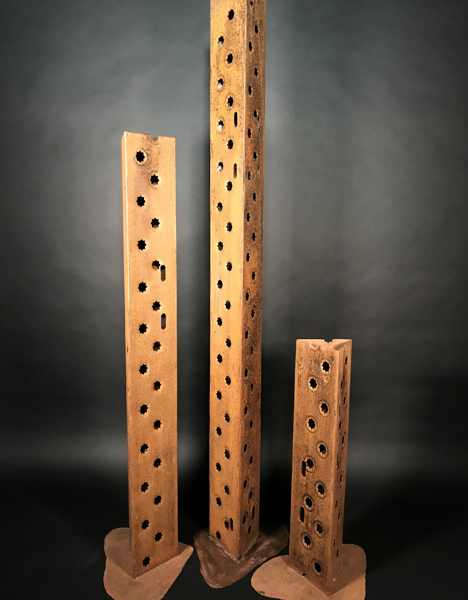 Shelly Durica-Laiche Trio of Columns