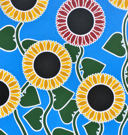 "Whitney North ""Primarily Sunflowers"" 5""X7"" Print"