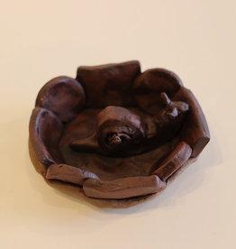 Pandora Patterson Snail Trinket Dish