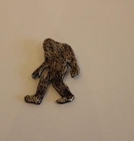 Pandora Patterson Bigfoot Magnet