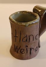 Pandora Patterson Keep Portland Weird Mug