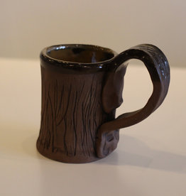 Pandora Patterson Big Handle Tree Trunk Mug